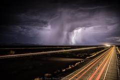 I10 and pow _8109847 (steve bond Photog) Tags: arizona monsoon