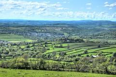 Devon landscape near Walkhampton (Baz Richardson (now away until 30 July)) Tags: devon dartmoor bodminmoor countryside englishlandscape rollingcountryside