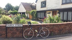 Parish of Blackmore Essex South East England (The Range Rider) Tags: hetchins campagnolo cinelli magnumopus mavic selle
