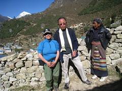 Khumbu (wronskydk) Tags: hananjahnsen tenzingnorgay namchebazar khumbu nepal