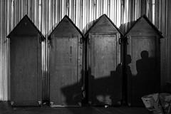 Silent city / Nosferatu is resting (zgr Grgey) Tags: 2016 50mm bw d750 darkcity eminn nikon grainy shadow street istanbul