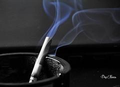 volutes de fume - clouds of smoke (png nexus) Tags: desaturation nb bw cigarette fume bleu blue