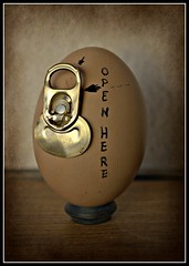 Open here (patrick.verstappen) Tags: egg can opener texture textured belgium sigma summer ipernity ipiccy photo picassa pinterest pat gingelom google flickr facebook imagine inspiration yahoo nikon d7100