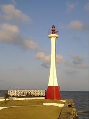 Lighthouse (Sasha India) Tags: belizecity belize             caribbean