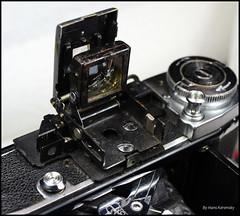 Super Ikonta A 531 Rangefinder_Viewfinder (01) (Hans Kerensky) Tags: zeiss rangefinder super 531 cover ikonta ikon viewfinder removed a anywhitefieldtagbyflickrsspamtagbot