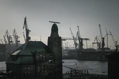 (onesevenone) Tags: germany deutschland harbor harbour hamburg hh hafen landungsbrcken stpauli elbe stefangeorgi onesevenone