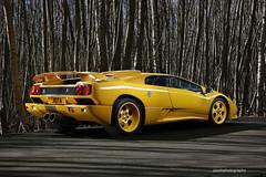 Lungs (pluckphotography) Tags: car yellow automobile automotive diablo lamborghini rare supercar jota se30 hypercar