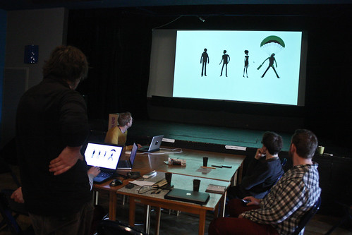 "WORKSHOP: Percepce lidského oka / Video jako zdroj světla na divadle • <a style=""font-size:0.8em;"" href=""http://www.flickr.com/photos/83986917@N04/17085421011/"" target=""_blank"">View on Flickr</a>"