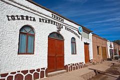 San Pedro de Atacama, Chile (Miche & Jon Rousell) Tags: chile blue red southamerica argentina clouds desert atacama andes sanpedrodeatacama atacamadesert