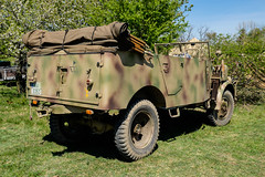 Wehrmacht Steyr 1500A (The Adventurous Eye) Tags: steyr wehrmacht 1500a