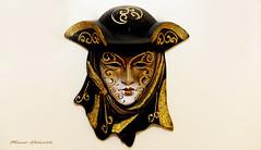 The masquerade.... (mauroheinrich) Tags: portrait brasil 50mm nikon 14 fantasia nikkor nikondigital riograndedosul parede rosto máscara d610 nikonians ibirubá nikonprofessional nikonword mauroheinrich