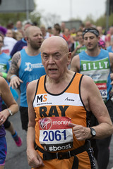 Ray (nickgrossman) Tags: ray running 2061 londonmarathon2015