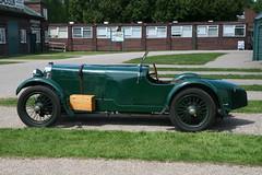 1928 Alvis Front Wheel Drive (davocano) Tags: brooklands yx6424
