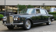 Rolls Royce Silver Shadow 1969 (XBXG) Tags: auto old uk shadow holland classic 1969 netherlands car amsterdam vintage silver automobile nederland rr rollsroyce voiture british rolls paysbas royce ancienne engels brits anglaise ah3576