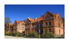 Carl Grimbergs Street Gothenburg (bengt.cederman) Tags: buildings gothenburg hdr