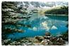 Moraine Lake (lienhp) Tags: blue lake snow nature water landscape scenery moraine naturesfinest specialpicture infinestyle theunforgettablepictures vosplusbellesphotos imagesforthelittleprince superstarthebest yourwonderland