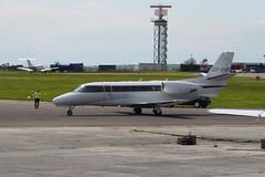CS-DQA (aitch tee) Tags: aircraft visitors bizjet cessnacitation walesuk cardiffairport csdqa cwlegff