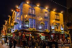 The Temple Bar, Dublin_2 (Philip Moore Photography) Tags: street ireland dublin night nightlife templebar