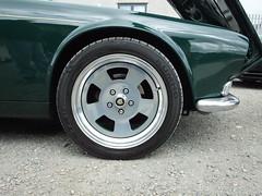 Jaguar XJ6 (graham.l.edwards) Tags: classic cumbria modified british jaguar 42 webers xj6 britishracinggreen 2015 espcc