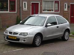 2004 Rover 25 (harry_nl) Tags: netherlands utrecht nederland rover 25 2015 rover25 sidecode6 31pnvf