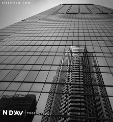 Black and white - Cityscape Los Angeles (Nixzi d'Avalos) Tags: abstracts streets architecture photolovers cityscape urban nixzifoto nixzi photooftheday buildings losangeles iphone6splus outdoor blackandwhite