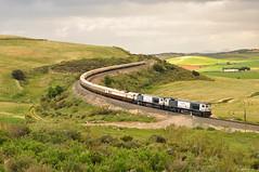 Al Andalus. Almargen (rapidoelectro) Tags: train andaluca ronda granada luxury lujo renfe alandalus turstico almargen caetelareal 319323 319304