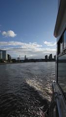 Team Boat Cruise 5 (cherylea_cater) Tags: london thames river rainbow boattrip shard countyhall teamnight