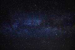 Milkyway (museworldwilde) Tags: blue sky night dark stars lights long exposure nightscape astronomy provence f28 constellation masterpiece castellane milkyway 1755mm canoneos7d