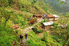 ASJ_ABC_2016002 (Joshi Anand) Tags: nepal camp india nature trek nikon base annapurna himalayas joshi anand 2016 giripremi anandjoshi