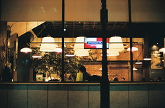 ... (june1777) Tags: street leica light night 50mm cafe fuji superia cosina voigtlander snap 400 seoul f11 m6 nokton xtra euljiro