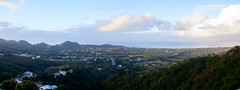 Rincon from the top of the hill (FlorianMilz) Tags: city town puertorico valley pr aguada rincón