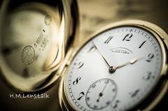L1001837 (H.M.Lentalk) Tags: leica macro t gold time watch number timepiece r adapter 60mm pocket product lange 701 alange typ elmarit leitz glashtte uhren shne glashutte alangeshne