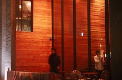 2022/1717 (june1777) Tags: street light night 50mm cafe fuji superia 4 snap 400 seoul f2 jupiter kiev gangnam xtra kiev4 kiev4a shinsadong garosugil