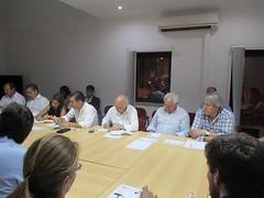 Reunião Comissão Coordenadora Autárquica Nacional com CPD Portalegre