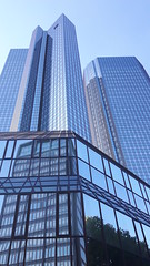 on the way to or from work... (Christopher DunstanBurgh) Tags: frankfurtmain frankfurt