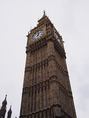 Elizabeth Tower (procrast8) Tags: uk england london tower westminster big elizabeth ben britain united kingdom palace