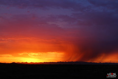 7-22-16 (No Stone Unturned Photography) Tags: sunset arizona storm monsoon summer colors weather clouds desert