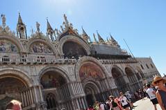 St Marco, Venice (bikerchisp) Tags: venice italy ital italia venise canals lagoon bridges gondola holiday vacation europe adriatic sea water waterways streets blue sky bluesky sunshine bikerchisp