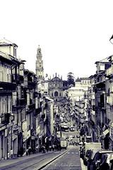 Rua do Clrigos - Porto (Andr Barreto Photography) Tags: rua clrigos porto