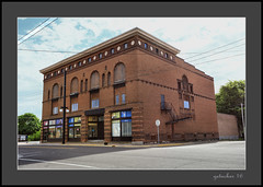 Calumet MI (the Gallopping Geezer 3.8 million + views....) Tags: building structure old historic smalltown backroads calumet mi michigan upperpeninsula up business store storefront closed outofbusiness vacant canon 5ds 1740 geezer 2016 abandoned decay decayed worn derelict faded