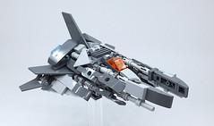 LEGO Nemesis VIC VIPER-19 (ToyForce 120) Tags: lego robot robots mecha mech mechanic legomech legomoc nemesis vicviper starfighter