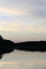 A summer night's dream (liisatuulia) Tags: porkkala sky water reflection sea