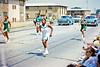 Baton Girls, Arlington July 4 Parade, 1996 (StevenM_61) Tags: parade july4 independenceday teenagegirls batontwirlers batongirls majorettes chevrolet chevy apartments 1990s 1996 arlington texas unitedstates