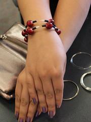 Georgetown Teen Thursday (ACPL) Tags: fortwaynein acpl allencountypubliclibrary georgetown geo teenthursday jewelry