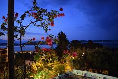 Lefkada (Blumi-nikon) Tags: sunrise nidry greece lefkada nikon d3300 skx blue colum outdoor sky