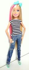 I'm still a princess though... (dolldudemeow24) Tags: barbie endless hair kingdom tall big long modern clothes doll 2016