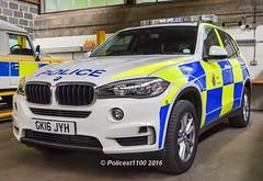 Kent Police BMW X5 GK16 JYH ARV (policest1100) Tags: kent police bmw x5 gk16 jyh