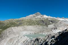 The beginning of the Rhone (WolfgangPichler) Tags: rhone gletscher glacier wallis valais schweiz fluss river quelle fountain spring