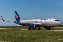Aeroflot VP-BTI (U. Heinze) Tags: aircraft airlines airways haj hannoverlangenhagenairporthaj eddv planespotting nikon d610 nikon28300mm
