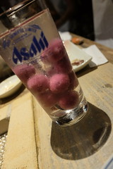 (HAMACHI!) Tags: tokyo bbq 2016 japan food  zenibakobbq hokkaido ginza shinbashi charcoalgrill dinner pub drink fujifilmx70 fujifilmx x70